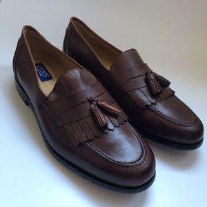 Chaps Ralph Lauren Tassel Loafers Dress Shoes 10.5
